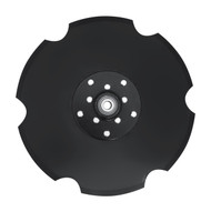 "16"" x 4mm Notched Assembly, Tatu Seed Disc Openers to Fit Crustbuster (845925BA+)"