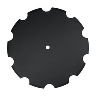 "22"" x 6mm Notched Coulter Blades (CN146083)"