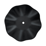 """17"""" x 4mm Wavy Coulter Blades 8 Wave (CW104094)"""