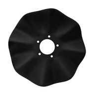 """20"""" x 4.5mm Wavy Coulter Blades 8 Wave to Fit Salford & Others (CW124594)"""