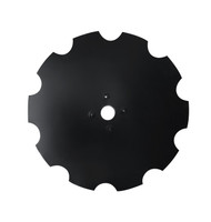 "28"" x 10mm Notched Dimple Disc Blades to Fit Rome (DNR181006)"
