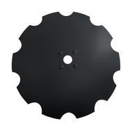 "30"" x 10mm Notched Dimple Disc Blades to Fit Rome (DNR191048)"