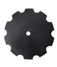 "42"" x 12mm Notched Dimple Disc Blades to Fit Rome (DNR231248)"