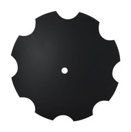 "16"" x 3.5mm Notched Disc Blades Standard Concavity (DN083505)"