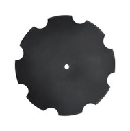"18"" x 3.5mm Notched Disc Blades Standard Concavity (DN113505)"