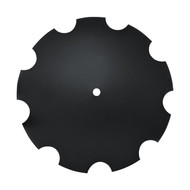 "18"" x 3mm Notched Disc Blades Standard Concavity (DN113005)"