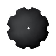 "18"" x 4.5mm Notched Disc Blades Standard Concavity (DN114505)"