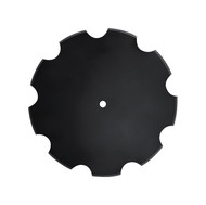 "18"" x 5mm Notched Disc Blades Standard Concavity (DN115005)"