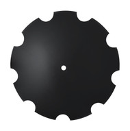 "20"" x 4.5mm Notched Disc Blades Standard Concavity (DN124505)"