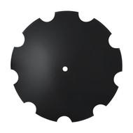 "20"" x 4.5mm Notched Disc Blades Standard Concavity (DN124505)"