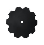 "26"" x 8mm Notched Disc Blades Standard Concavity (DN178005)"