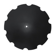 "28"" x 6mm Notched Disc Blades Standard Concavity (DN186005)"