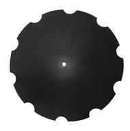 "28"" x 6mm Notched Disc Blades Standard Concavity (DN186005)"