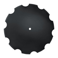 "28"" x 8mm Notched Disc Blades Standard Concavity (DN188005)"