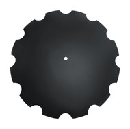 "36"" x 12mm Notched Disc Blades Standard Concavity (DN211248)"