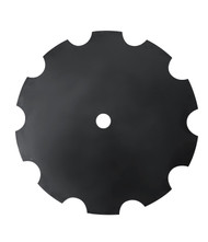 "42"" x 12mm Notched Disc Blades Standard Concavity (DN231248)"