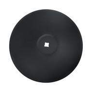 "24"" x 6mm  Smooth Raised Crimp Center Disc Blades (DSF156061)"