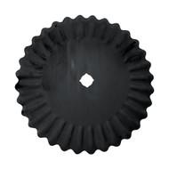 "22"" x 5mm 22X612SRG Wavy, Soil Razor Disc Blade (DRZ135005)"