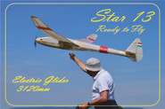 Star13 Electric Glider  3120 mm Ready to Fly (without air brakes)