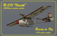 "Vöcsök 3000 ""Grebe""  Electric Glider  RTF  1:4 scale"
