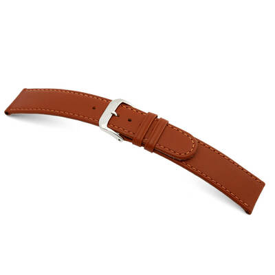 Cognac RIOS1931 Ecco | Leather Watch Band | RIOS1931.com