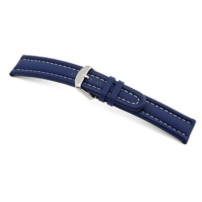 Royal Blue RIOS1931 Maranello | Calf Leather Watch Band | RIOS1931.com