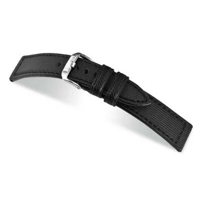 Black RIOS1931 Advance | Water Resistant Watch Band | RIOS1931.com