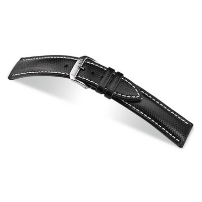 Black RIOS1931 Next | Water Resistant Synthetic Watch Band | RIOS1931.com