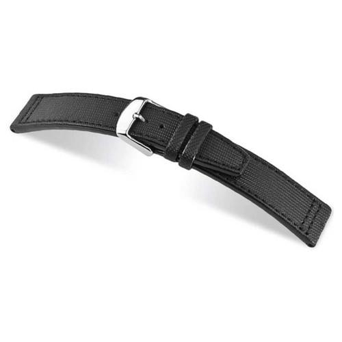 Black RIOS1931 Albatros, Water Resistant Watch Band for IWC   RIOS1931.com