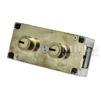 SD 7750 DBN BRASS   ( KEYS ORDERED SEPARATE)