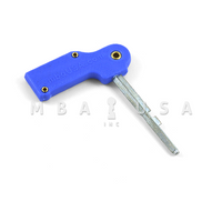 U8 TYPE CHANGE KEY W/HANDLE-BLUE