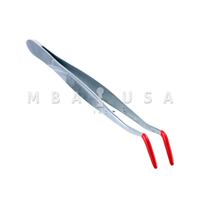 RUBBER TIPPED TWEEZER