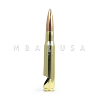 Hand Made .50 Caliber Bottle Opener