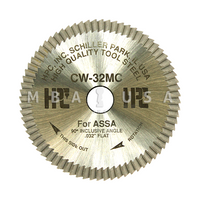 ASSA 90 DEGREE CUTTER