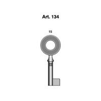 BORKEY FURNITURE KEY ART134/15 BRASS