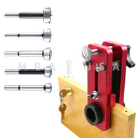 CABINET LOCK DRILL GUIDE W/ CUTTERS