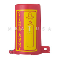 P606 GAS CYLINDER LOCKOUT