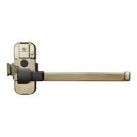 Type IV, GSA, Allows Rim Cylinder and Access Control Capable, Panic-Bar Exit, Kaba X-10 Lock