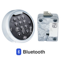 AxisBlu Chrome Keypad Pivot Bolt Package