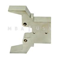 Standard Square Deadbolt for S&G Vault Lock