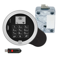 Nexus IP Keypad & Pivot Bolt Lock Package