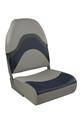 Premium Fold Down Seat Gray, Blue & Meteor