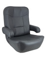 Wheelhouse Pilot Helm Seat Charcoal