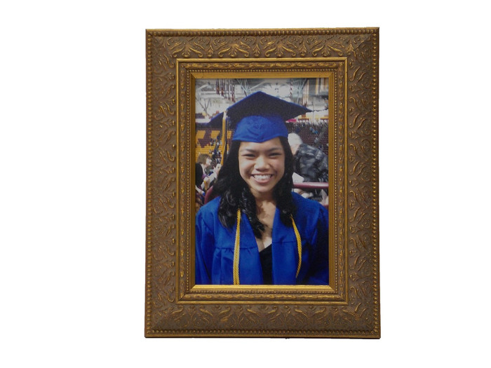 Imperial Gold Tabletop Picture Frame