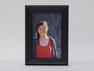 Tribeca Black Tabletop Frame, Fits Pictures Sized 3.5x5
