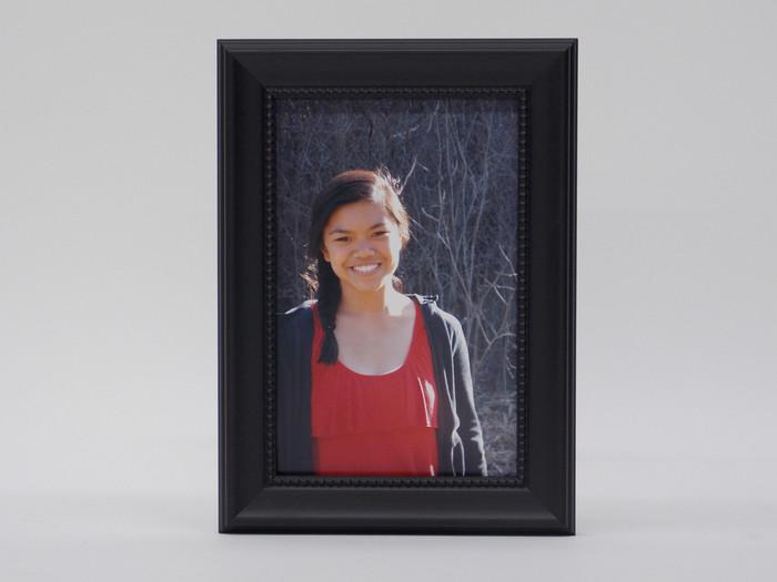 4x6 Tribeca Black Tabletop Frame
