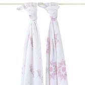 Aden + Anais Muslin Swaddling Blankets, 2 Pack