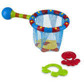 Nuby Splash N Catch Bath Time Fishing Set