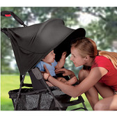 Summer Infant Rayshade Stroller Cover, 1 pk, Black