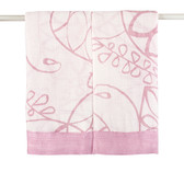Aden + Anais Tranquility - Leafy Bamboo Issie Security Blankets 2-Pack